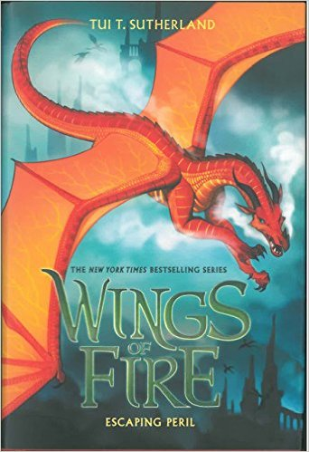 Wings Of Fire 08: Escaping Peril