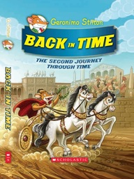 Geronimo Stilton: Journey Through Time 02 Back In Time