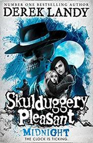 Skulduggery Pleasant: 11 Midnight