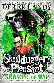 Skulduggery Pleasant: 13 Seasons Of War